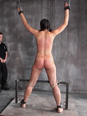 corporal punishment girls naked